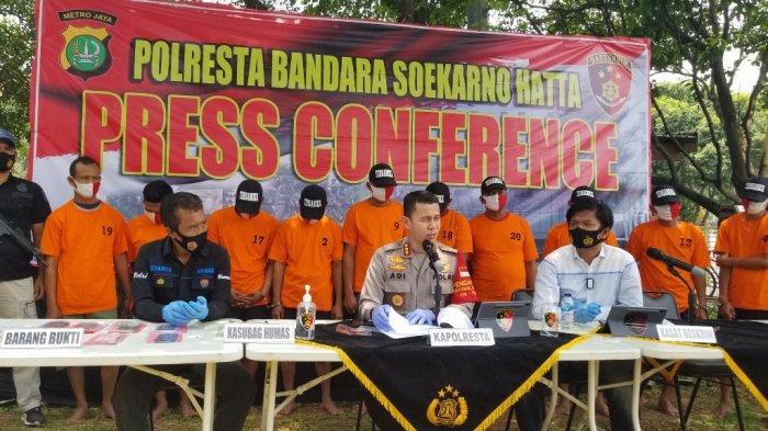 Tukang Bubur Ayam Jadi Korban Penipuan di Bandara Soekarno-Hatta, Motornya Dibawa Kabur Modus Pinjam