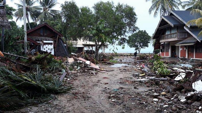Pascatsunami Selat Sunda, Pandeglang Masuki Masa Transisi Darurat