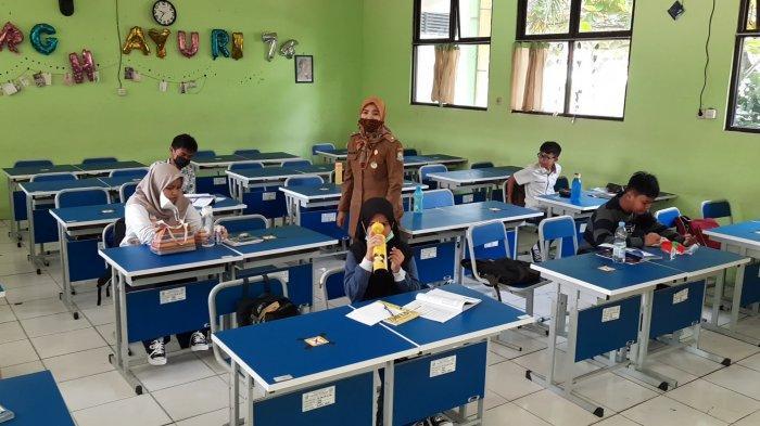 85 Sekolah di DKI Jakarta Bakal Dibuka, Pembelajaran Tatap Muka Dibatasi 3-4 Jam: Berikut Daftarnya