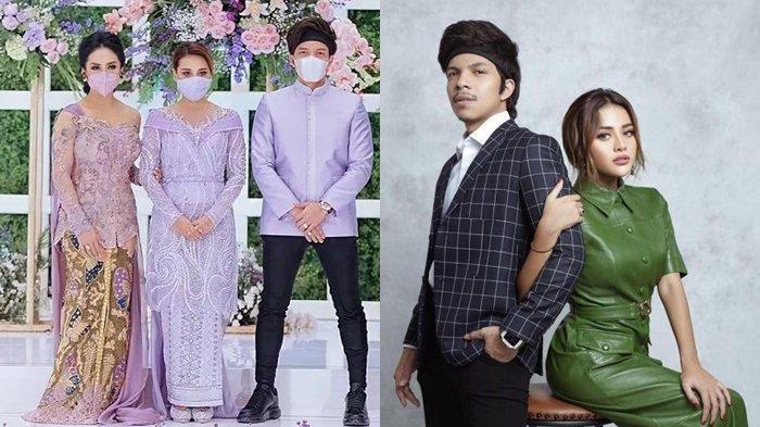Atta Halilintar Terharu Dapat Pesan dari Anang, Menangis Kenang Pernikahan Impian Bersama Keluarga