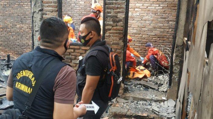 Kebakaran di Cimuning Bekasi, Satu Bayi dan Dua Anggota Keluarga Tewas