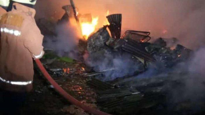 Empat Kebakaran Terjadi di Tangerang Selatan Selama Mati Listrik