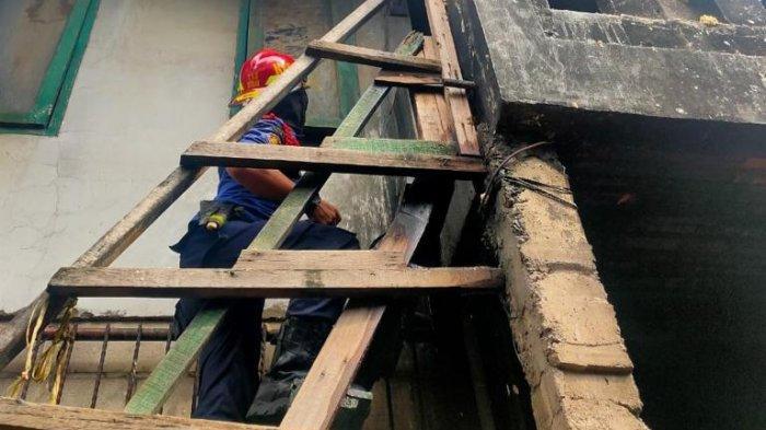 Diduga Korsleting Listik, Pabrik Tahu di Bekasi Kebakaran