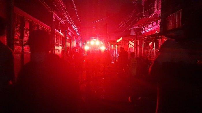 Petaka Suami Istri Bertengkar Berujung 199 Rumah Dilalap Api di Tamansari, Warga Dengar Suara Ini