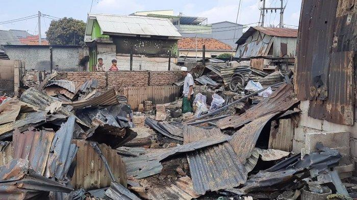 Dugaan Kebakaran Permukiman Pemulung Bekasi Gara-gara Bakar Sampah, Kerugian Ditaksir Rp1,4 Miliar