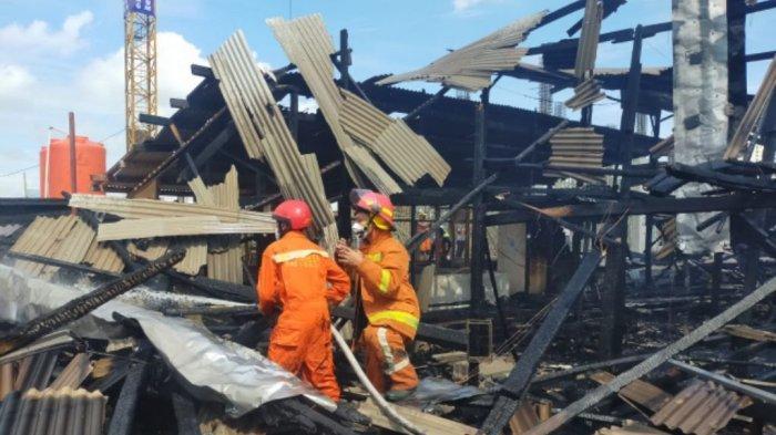 Bedeng di Kampung Akuarium Terbakar, Kerugian Ditaksir Rp 20 Juta