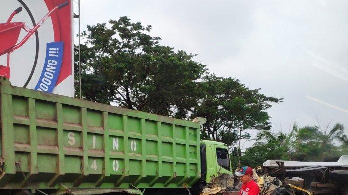 Kecelakaan Beruntun di Tol Arah Bandara Soekarno-Hatta, Libatkan Truk Tanah