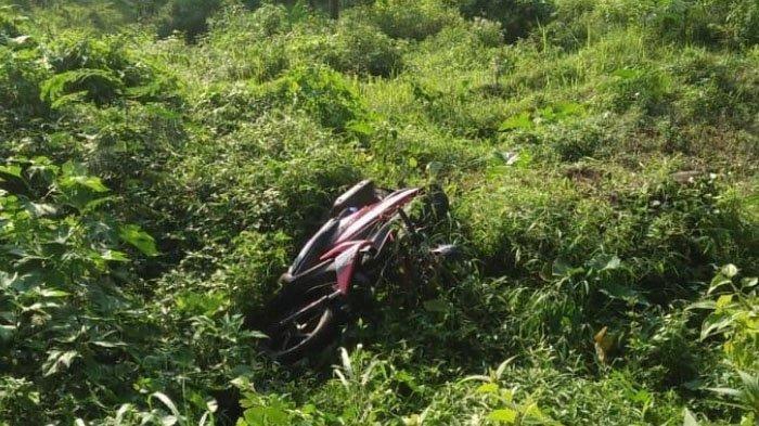 Rem Motor Blong, Mahasiswi Tewas Jatuh ke Jurang Sedalam 20 Meter