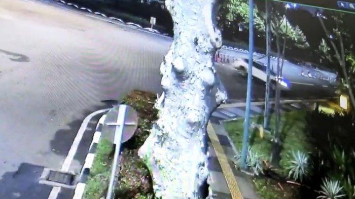 Kecelakaan Tunggal Mobil Tabrak Tembok di Senayan, Korban Meninggal Sempat Telepon Istri Ucapkan Ini