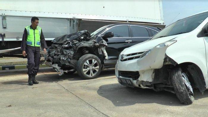 Kecelakaan Maut Libatkan Dua Mobil di Tol Semarang-Batang, 1 Pemudik Tewas