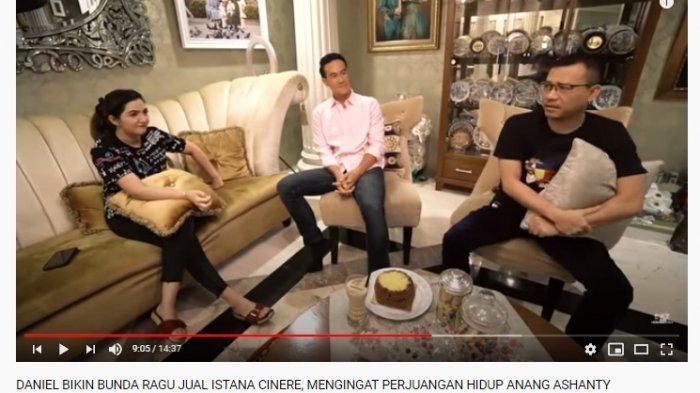 Daniel Mananta Buat Ashanty Bimbang Jual Istana Cinere, Anang Hermansyah Setuju: Bener Kata Daniel