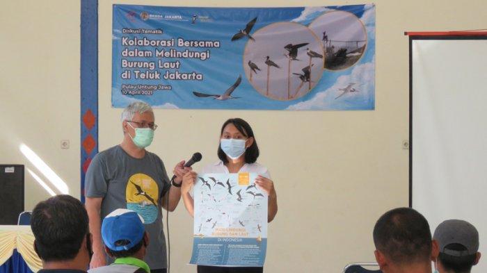 Diskusi Kolaborasi Bersama dalam Melindungi Burung Laut di Teluk Jakarta