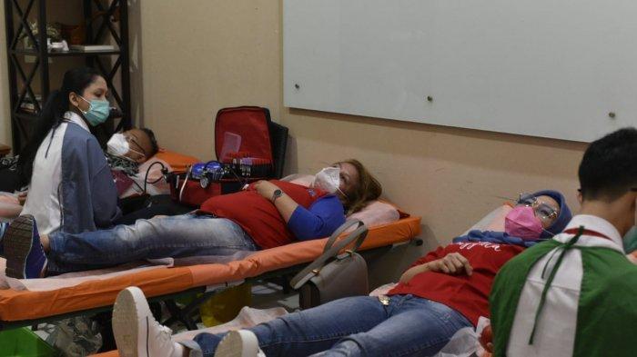 Stok Darah Menipis, Masyarakat Diminta Tak Takut Berdonor di Masa Pandemi Covid-19