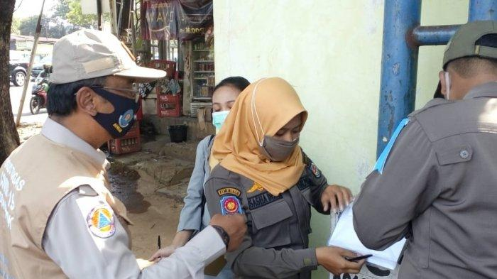 Terjaring Razia Masker, Warga Depok Bingung Bayar Denda Rp 50 Ribu Hingga Keluhkan Minim Sosialisasi