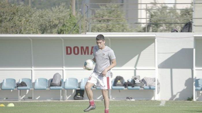 Pemain Klub Liga Jerman Ungkap Pengalaman Main Bersama Timnas U-19, Shin Tae-yong Lempar Pujian