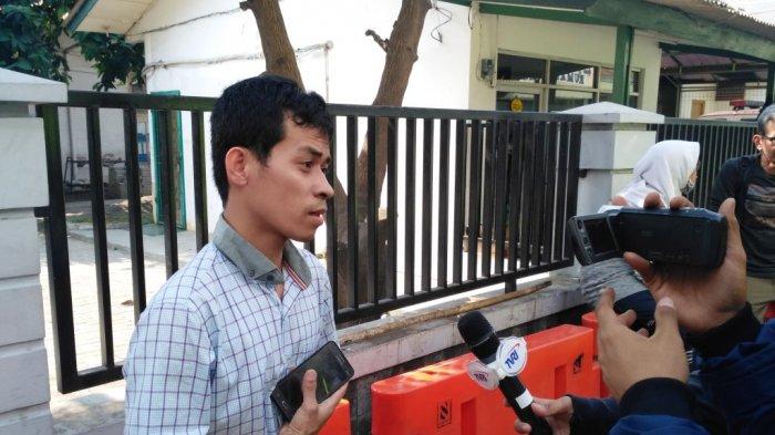 Tidak Ada Firasat, Keluarga Korban Kebakaran Gedung Kemenhub Histeris diKamar Jenazah RSCM