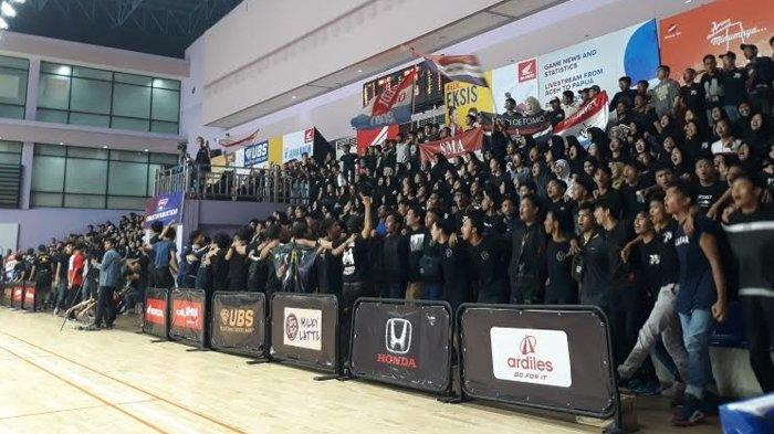 Dukungan Spesial Boedoet kepada Tim Basket SMAN 1 Jakarta: Siapkan Koreo Khusus, 500 Pasukan