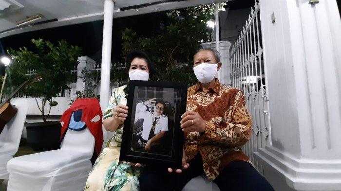 Sosok Religius Diego Mamahit, Co-Pilot Sriwijaya Air Selalu Cari Gereja Terdekat di Tempat Mendarat