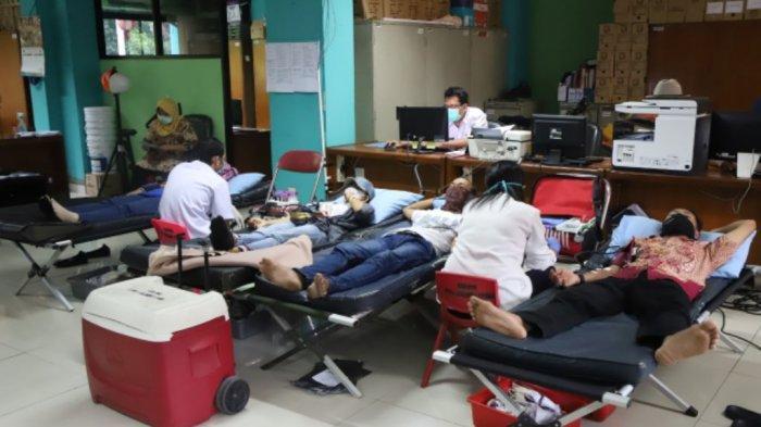 Bulan Dana PMI 2020, Pemkot Jakarta Utara Buka Donasi untuk Bantu Warga Terdampak Pandemi