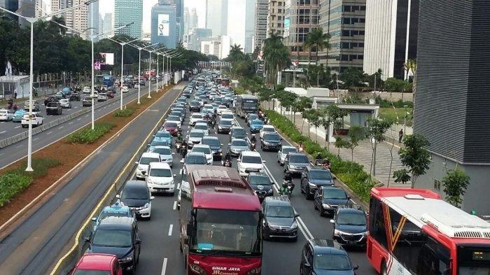Gubernur AniesPrediksi Jakarta Tetap Macet Meski Ibu Kota Pindah ke Kalimantan Timur