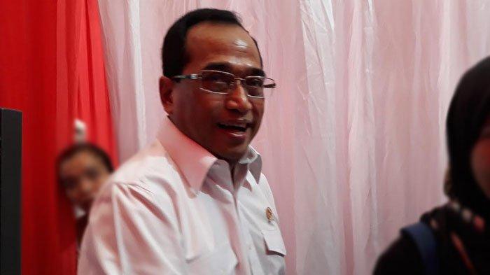 Sembuh dari Covid-19, Menteri Perhubungan Budi Karya Sumadi Siap Lakukan Plasma Darah