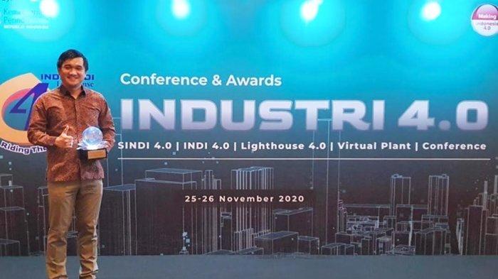 Kementerian Perindustrian Beri Penghargaan Industri 4.0 Tahun 2020