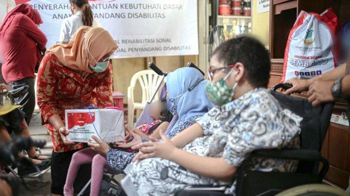 Balai-balai Rehabilitasi Sosial Sediakan Alat Bantu untuk Penyandang Disabilitas