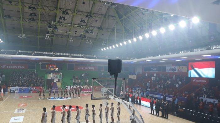 Kemeriahan Opening Ceremony DBL DKI Jakarta Championship Series 2019: Sapta Eka Ditantang 28 Jakarta
