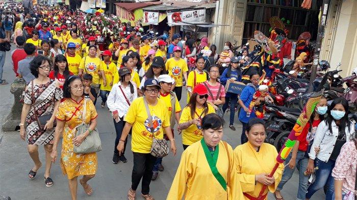 Pjs Wali Kota Bekasi : Momen Cap Go Meh Merupakan Bukti Kerukunan di Kota Bekasi