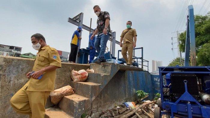 Obati Banjir Jakarta, Anggota DPRD DKI Kenneth: Teknologi dan Infrastruktur Harus Jalan Beriringan