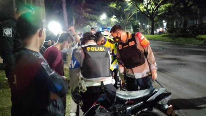 27 Kendaraan Tak Bersurat di Kabupaten Tangerang Diamankan Polisi Dari Remaja yang Nongkrong