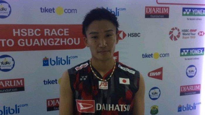 Kalah Rubber Set Lawan Kento Momota, Anthony Ginting Gagal Juara Singapore Open 2019
