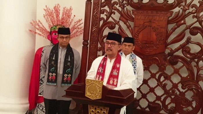 Lepas Jabatan Kepala Bappeda DKI Jakarta, Ini Posisi Baru Sri Mahendra Satria Wirawan