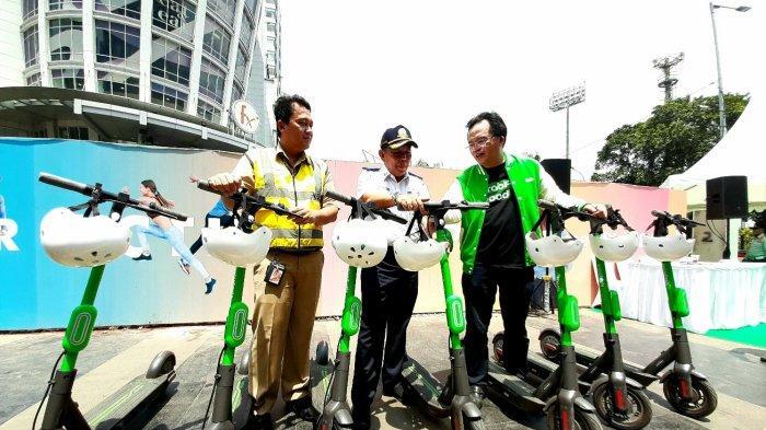 Pemprov DKI Jakarta Gandeng Grab, Tambah Jalur Sepeda 6 KM