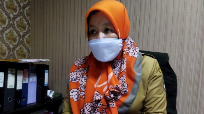Kepala Bidang P2P Dinkes Kota Bekasi Dezy Syukrawati di Kantor Dinkes Kota Bekasi, Jalan Pangeran Jayakarta, Medan Satria, Kota Bekasi, Senin (24/5/2021).