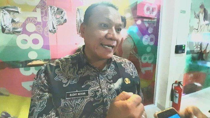 Kepala Bidang Penegakan dan Penindakan Satpol PP DKI Jakarta, Budhy Novian, di gedung Balai Kota DKI Jakarta, Kamis (21/11/2019).
