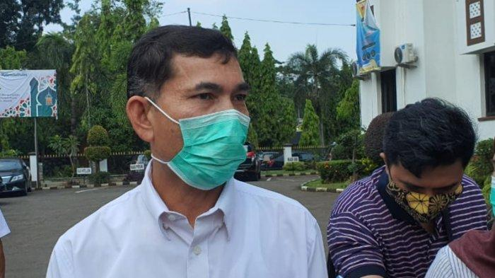 Kabid Bendahara Badan Keuangan Daerah Diklarifikasi TekaitDugaan Korupsi Damkar Depok