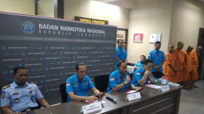 BNN Amankan 27 Ribu Ekstasi yang Dikendalikan Narapidana dari Rutan