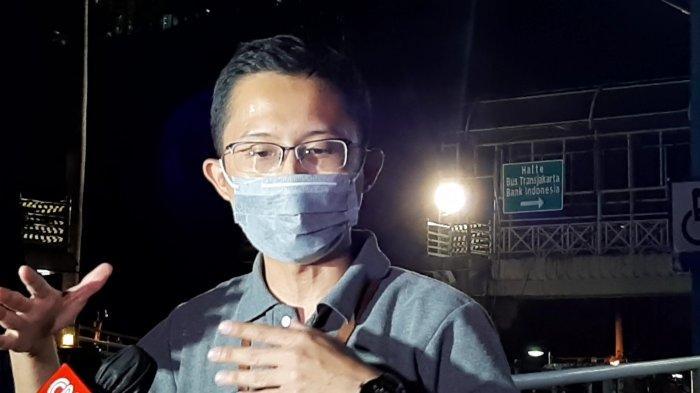 JPO Bank Indonesia Dibongkar untuk Pembangunan Stasiun MRT, Tak akan Dibangun