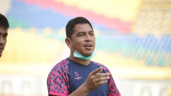 Kepala Departemen Football Performance PSS Sleman, Jan Saragih.