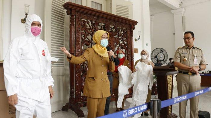 Kabar Baik, 767 Orang Sembuh Covid-19 di DKI Jakarta