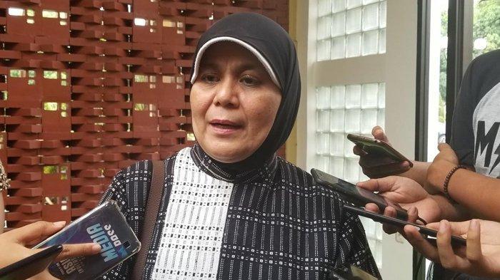 Kepala Dinas Kesehatan Kota Tangerang, Liza Puspadewi saat ditemui di Pusat Pemerintahan Kota Tangerang, Kamis (6/2/2020).