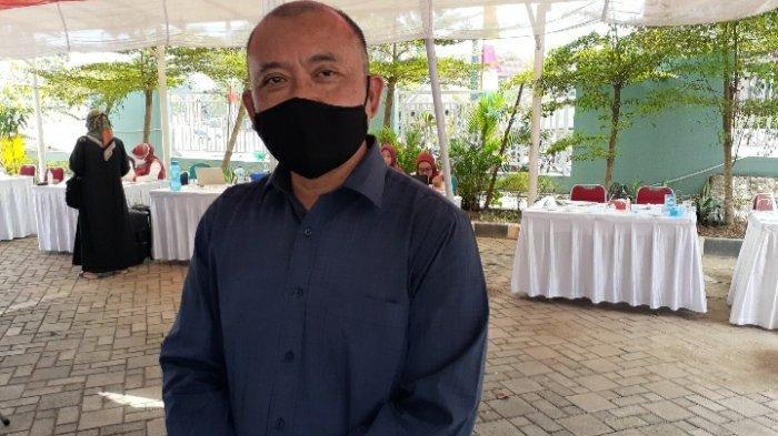 Kepala Dindikbud Tangsel, Taryono, di Serpong, Sabtu (29/8/2020).