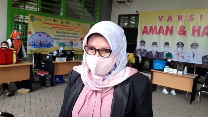 Sudah 118 Tenaga Kesehatan Kota Bekasi Mendapat Vaksinasi Covid-19 Hari Ini