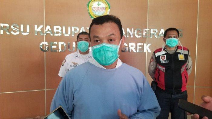1 dan 3 Pasien Korban Kebakaran Lapas Tangerang Dalam Keadaan Kritis