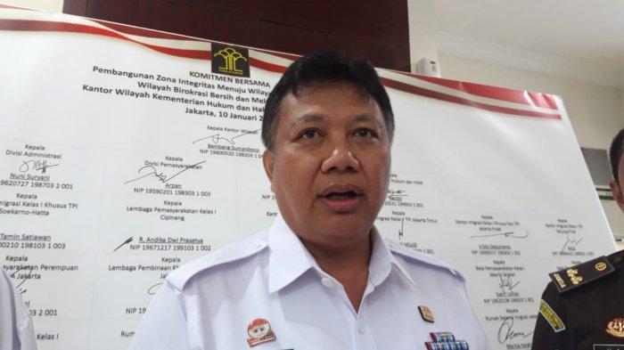 HUT ke-74 RI, 5.583 Narapidana di Jakarta Dapat Remisi Umum