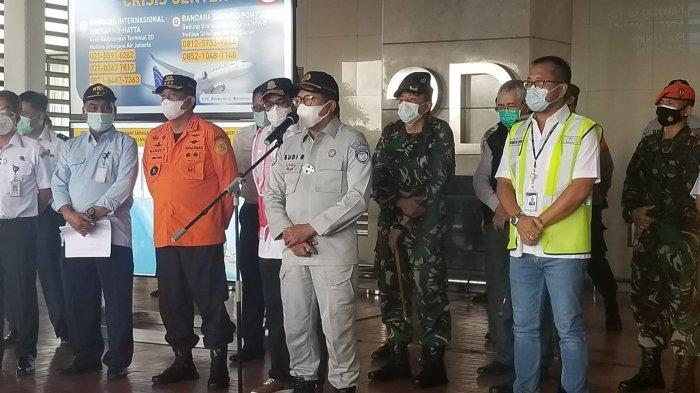 Digunakan Sejak Kemarin, 3 Alat Canggih KNKT Diterjunkan Bantu Cari Black Box Sriwijaya Air