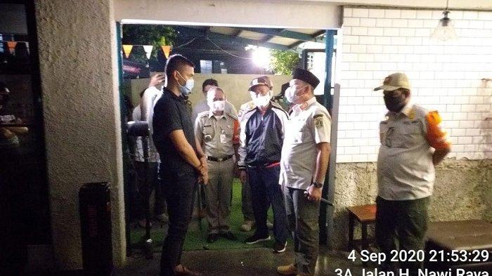 Langgar PSBB, 5 Restoran di Jakarta Pusat Ditutup Satpol PP