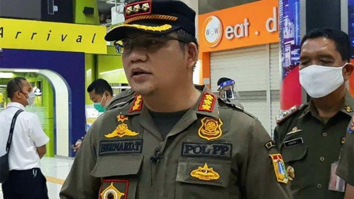 Kepala Satpol PP Jakarta Pusat Senang, Kesadaran Warga Pakai Masker Meningkat