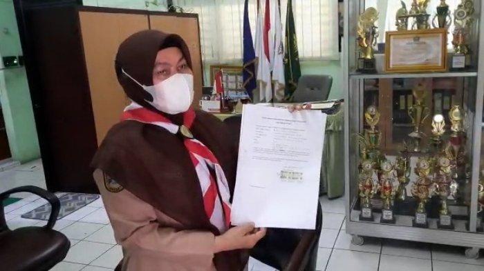 Hari Pertama Sekolah Tatap Muka, Orangtua Murid Diminta Buat Surat Pernyataan Bermeterai
